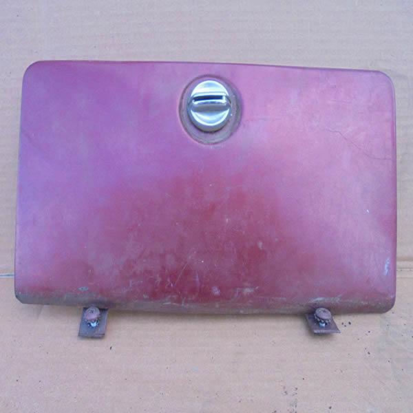 1976-86 Jeep CJ Locking Style Glove Box Lid wo Key $39 used