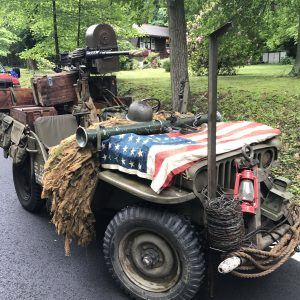 MILITARY JEEPS / PARTS